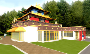 Tempel Dzogchen Beara